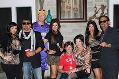 Kardashians - Halloween - group costume