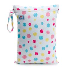 Baby-Land Colorful Dots Diaper Bag , 40% discount @ PatPat Mom Baby Shopping App