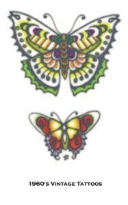 Tattoo Vintage Butterflies by Morris Costumes. $2.20. Temporary Tattoo. So realistic your friends will think its real. Toys amp; Games  Temporary Tattoos   tattoos picture realistic temporary tattoos Vintage Butterfly Tattoo, Butterfly Name Tattoo, Butterfly Tattoo On Shoulder, Butterfly Tattoo Designs, Tattoo Vintage, Realistic Temporary Tattoos, Fake Tattoos, Tribal Tattoos, Art Clipart