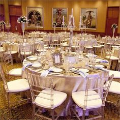 The couple celebrated their reception at Sibaya Casino and Entertainment Kingdom. Nafisa had attended a wedding fair at the venue which is when she fell in love with it. The room they chose to hold their reception had a very traditional African feel that suited their wedding theme perfectly. For the reception the couple chose to have a colour scheme filled with gold, champagne and touches of blue to give a Royal-vintage theme to the day.