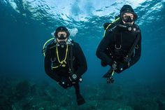The thought of breathing underwater can be intimidating (and it should be -- we are land creatures, after all!). Thanks to strict safety training and equipment regulations, scuba diving is a safe sport for people of all sizes, ages, and abilities. One of the best things to put a worried ...