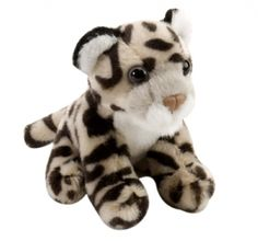 Itsy Bitsy Snow Leopard (5-inch) at theBIGzoo.com, an animal-themed superstore.