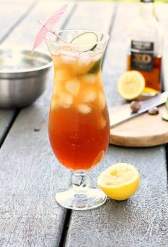 """""""This Bajan Rum Punch recipe is easy to make, takes less then ten minutes, and requires no special skills. Whip this drink up for any holiday or summer party! Rum Punch Recipes, Cocktail Recipes, Dinner Recipes, Breakfast Dessert, Dessert For Dinner, Caribbean Rum Punch Recipe, Champagne Recipe, Longest Recipe, Baby Shower Drinks"""