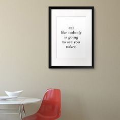 A one-stop shop for all unique, personalised prints, illustrations and handmade gifts for every occasion big or small Funny Inspirational Quotes, Text Color, See You, Living Room Decor, Naked, Humor, Prints, Drawing Room Decoration, Den Decor