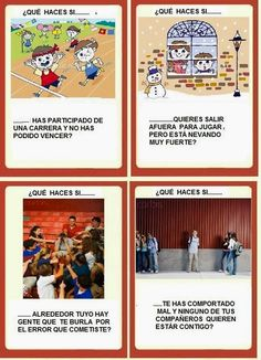 Positive Discipline, Language Activities, Aspergers, How To Speak Spanish, Learning Spanish, Critical Thinking, Social Skills, Speech Therapy, Baby Toys