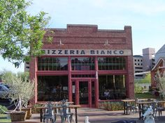 Pizzeria Bianco ~ My all time favorite place in Phoenix.  Fabulous food.  Right by my second favorite place, the ballpark :)