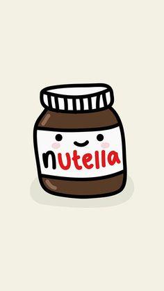 Very love nutella