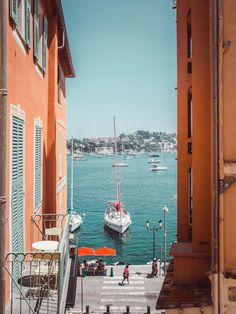 nice france dvsn Traveling through fabulous and unusual countries. A vivid journey through countries with extraordinary architecture. Nice, South Of France, Oh The Places You'll Go, Places To Travel, Travel Destinations, Places To Visit, Nice Riviera, French Riviera, Travel Tips