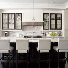 Custom Kitchen Cabinets Cost Design Ideas, Pictures, Remodel, and Decor - page 2