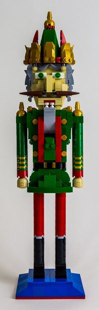 Lego Christmas Ornaments, Christmas 2015, Christmas Crafts, Christmas Decorations, Nutcrackers, Can Opener, Legos, Projects To Try, Presents