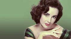 Elizabeth Taylor. I love her. Funny, sassy, and a style icon. Only a woman this smart and sophisticated would make sure to be 'fashionably late' for her own funeral.