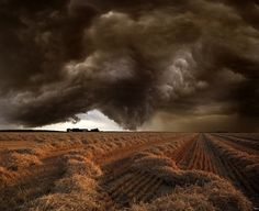 Stunning Landscapes Show the Ferocity of Nature