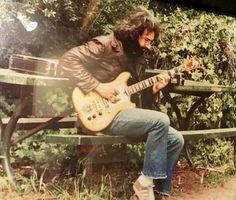 Jerry Garcia #GratefulDead