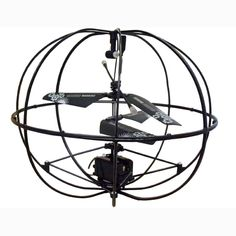 Helicopter Gyro Fly Ball