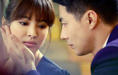 Song Hye Kyo & Jo In Sung in That Winter, The Wind Blows