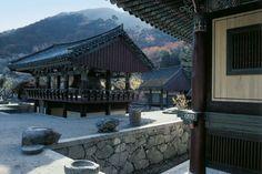 Il Tempio di Songgwangsa, Corea del Sud