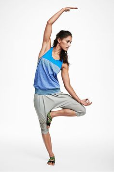 Limitless movement is key for yoga essentials. Shop studio training looks in the 2015 Nike Fall Style Guide.