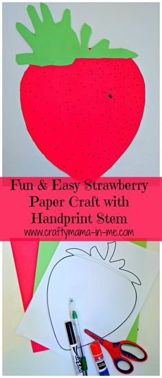 Fun & Easy Strawberr
