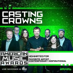 Congratulations to all the nominees at the 2015 AMA Awards!