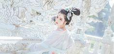 タイの観光地で撮影する漢服姿の中国人女性、タイのネットで人気--人民網日本語版--人民日報