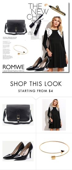 """ROMWE - 7/8"" by thefashion007 ❤ liked on Polyvore"