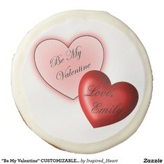 Sink your teeth into a Dozen cookie from Zazzle. Choose from chocolate covered Oreo, shortbread, or sugar cookies! Valentine Treats, Be My Valentine, Heart Cookies, Sugar Cookies, Chocolate Covered Oreos, Decorative Plates