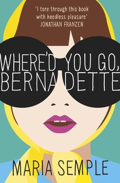 This was a hilarious read and quite surprising.  I at times saw pieces of Bernadette in me. ~Lola