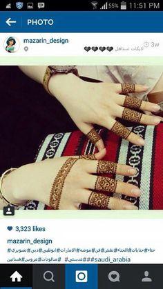 Henna New Henna Designs, Mehndi Designs Book, Mehandhi Designs, Finger Henna Designs, Arabic Henna Designs, Stylish Mehndi Designs, Mehndi Designs For Fingers, Mehndi Design Pictures, Beautiful Henna Designs