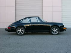 1974 Porsche 911... future project