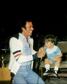Aww preparing for stardom Enrique Iglesias Family, My Idol, Hero, Stars, People, Future, Happy, Julio Iglesias, Photos