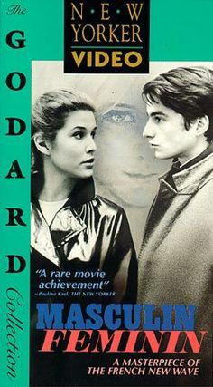Masculin Feminin (1966)Jean-Luc Godard