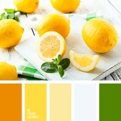 канареечно желтый цвет, коричнево-желтый цвет, лимонные цвета, лимонный, оттенки желтого, рыже-желтый, салатовый, серый, тёмно-зелёный, теплые оттенки для лета, теплый бежевый, теплый желтый, цвет лимона, цвет лимонов, цвет листьев, шафрановый.
