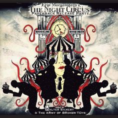 The Night Circus - this is too cool