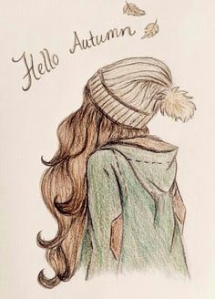We heart it girl drawing easy, hipster girl drawing, brown hair girl drawing Cute Drawings Tumblr, Tumblr Sketches, Cool Art Drawings, Pencil Art Drawings, Beautiful Drawings, Art Drawings Sketches, Drawing Ideas, Beautiful Pictures, Drawing Art