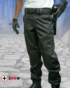 Pantalon intervention platinium Noir ou Bleu - Sécurité Privée/Pantalons / Combinaisons - securicount