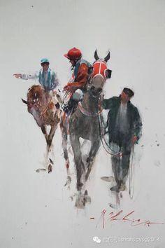 Joseph Zbukvic, Horse Races