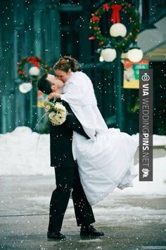 Nice! -    CHECK OUT THESE OTHER FANTASTIC SHOTS OF NEW Christmas Weddings HERE AT WEDDINGPINS.NET   #christmasweddings #winterweddings #christmas #winter #whitewedding #weddingthemes #cakes #weddings #boda #weddingphotos #weddingpictures #weddingphotography #brides #grooms