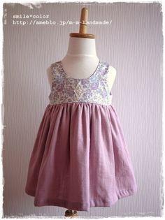 Make for sarah Little Dresses, Little Girl Dresses, Girls Dresses, Flower Girl Dresses, Baby Kids Clothes, Diy Clothes, Pillow Dress, Pretty Little Dress, Dress Anak