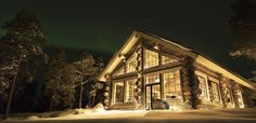 Let us introduce Nangu, a new boutique hotel for adults in Ivalo. The first Skafur-Tour clients have found the atmosphere magical and the rooms very cozy. More information at activholidayfinland.com