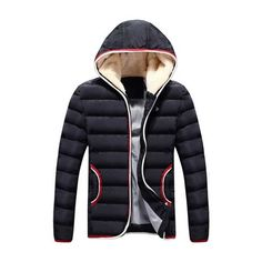 >> Click to Buy << Plus Size 2017 Ultra Light Feather Men Winter Jacket Warm White Duck Down With Hooded Slim Mens Jackets And Coats Black Parka #Affiliate