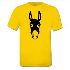 Donkey Esel Muli Maultier Pferd T-Shirt