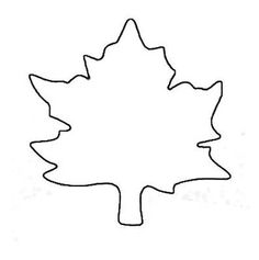 maple leaf template free printable google search tooling