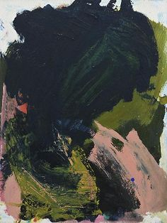 Josh Smith Untitled, 2010 Oil on canvas 24 x 18 inches Luhrig Augustine, NY