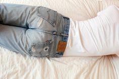 Annina Mislin / Vintage Levi's 501s / Jean Stories