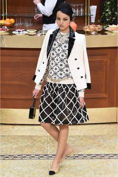 Chanel Otoño/Invierno 2.015-2.016