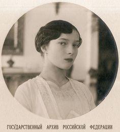 https://flic.kr/p/Z8HjHy   Grand Duchess Tatiana Nicholaevna . 1914.