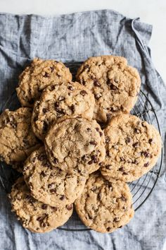 America's Test Kitchen Vegan Chocolate Chip Cookies   The Full Helping