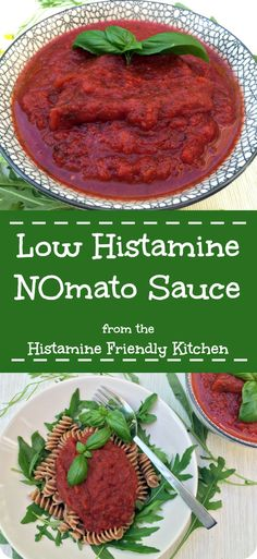 Histamine Friendly Nomato Sauce - The Histamine Friendly Kitchen Nomato Sauce Recipe, Low Histamine Foods, Nightshade Free Recipes, Gluten Free Recipes, Healthy Recipes, Clean Eating, Healthy Eating, Healthy Nutrition, Sauce Recipes