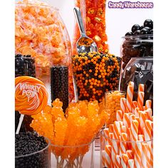 Professional Candy Buffet Photo Galleries | ... Candy Buffet | Photo Gallery | CandyWarehouse.com Online Candy Store