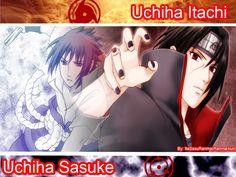 Itachi and Sasuke on deviantART
